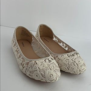 Torrid Flats 10W Excellent Condition Crochet